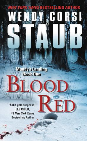 Blood Red by Wendi S
