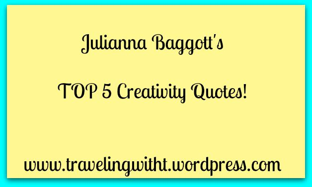 Julianna Baggott's top 5