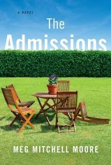 the admissions by meg mitchell moore