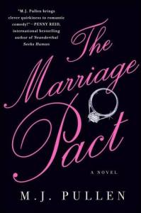 the marriage pact mj pullen