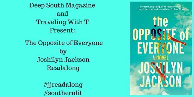 Joshilyn Jackson Readalong