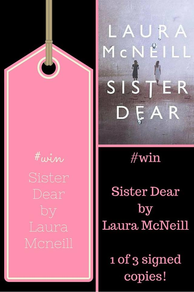 laura mcneill sister dear giveaway pinterest