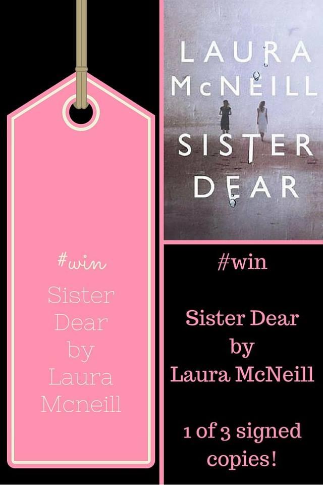 laura mcneill sister dear giveaway pinterest