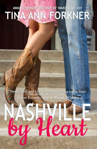 Nashville by Heart by Tina Ann Forkner