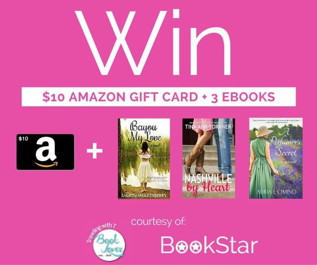 bookstar giveaway