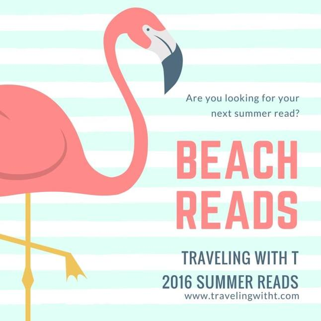 Beach Reads Flamingo 2016