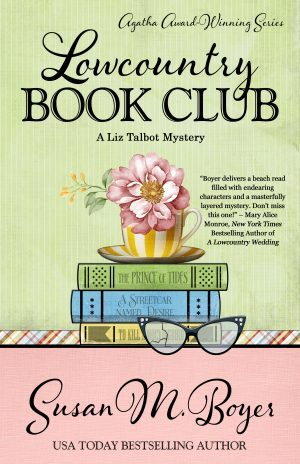 lowcountry book club T July