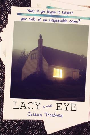 lacy eye by jessica treadway
