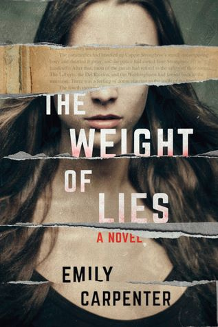 The Weight of Lies by Emily Carpenter – Traveling With T