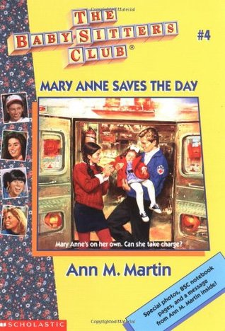 mary anne saves the day