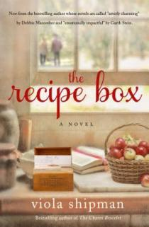 the recipe box (march)