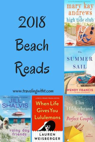 pinterest 2018 beach reads