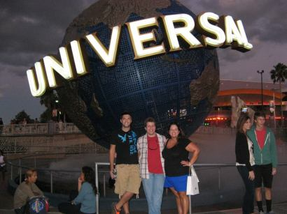 TBT Universal Studios Weekend