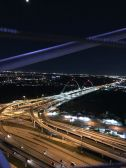 night view geodeck