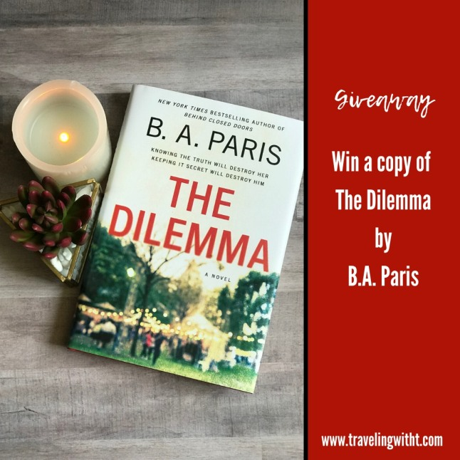 Giveaway The Dilemma
