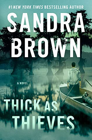 thick as thieves by sandra brown